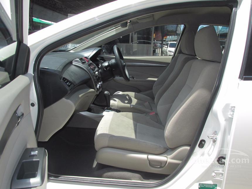2012 Honda City V Sedan