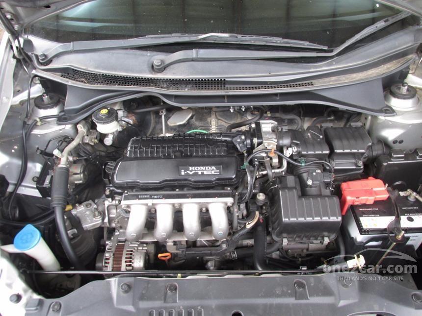 2008 Honda City V Sedan