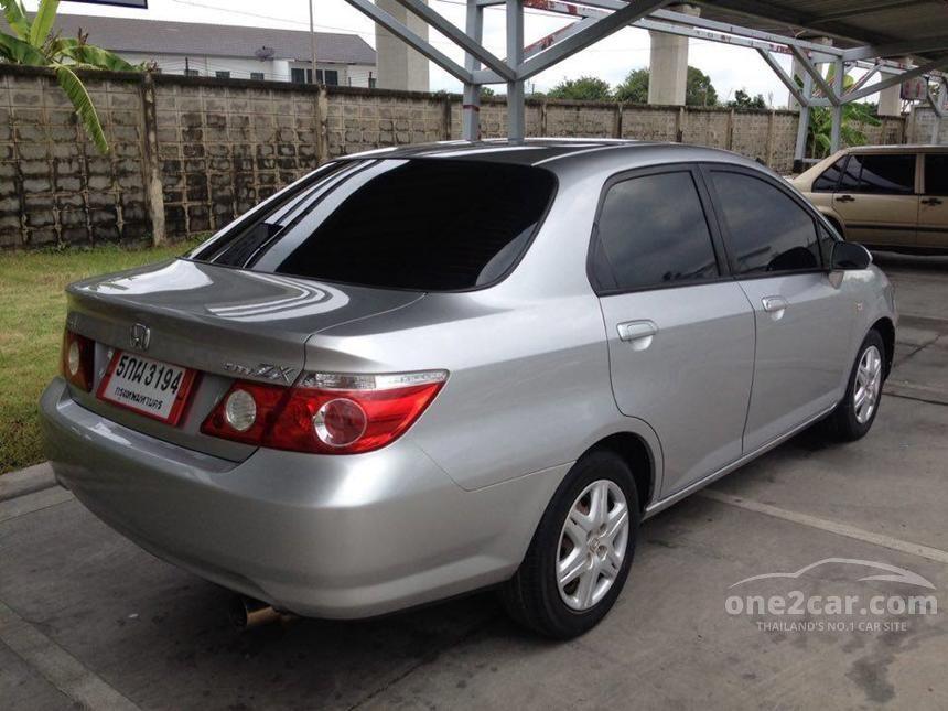2008 Honda City ZX  A Sedan