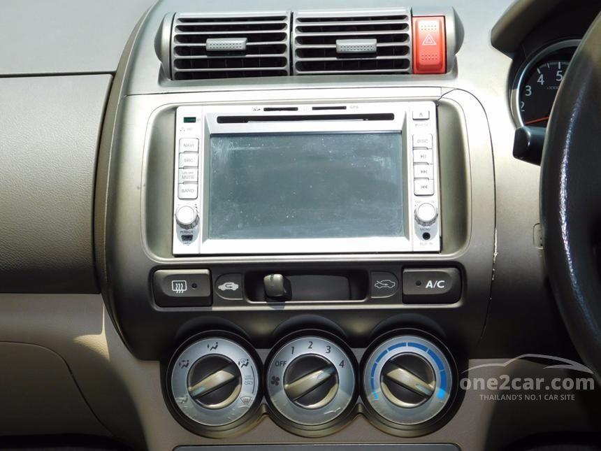 2007 Honda City ZX  A Sedan