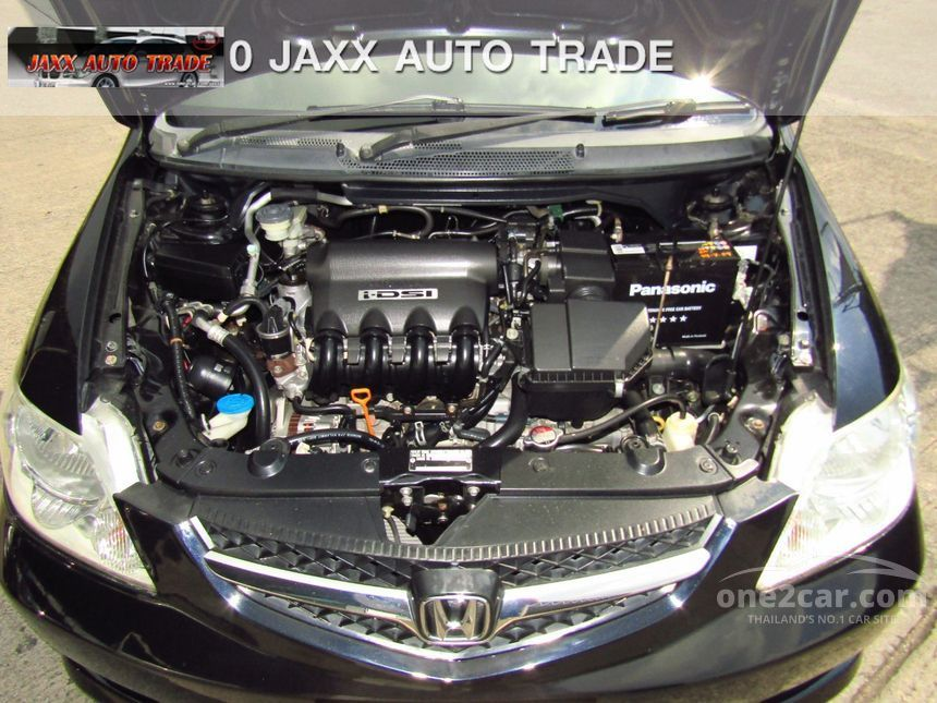 2006 Honda City ZX  A Sedan