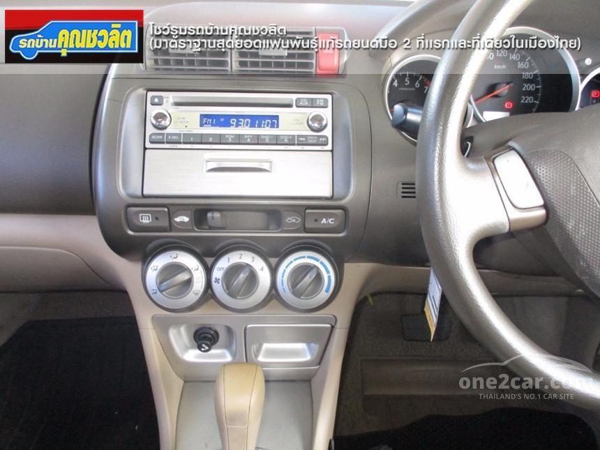 2007 Honda City ZX  V Sedan