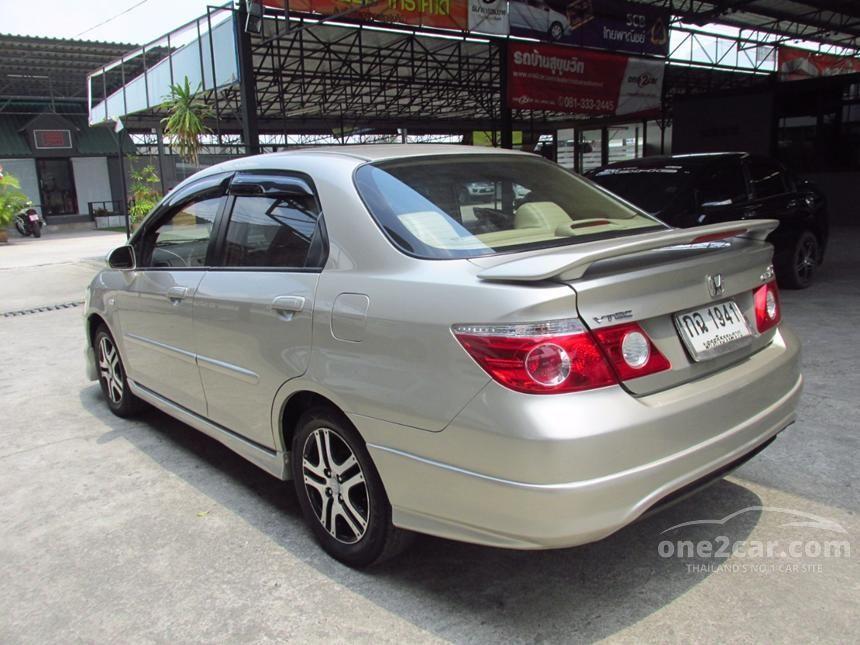 2008 Honda City ZX  V Sedan