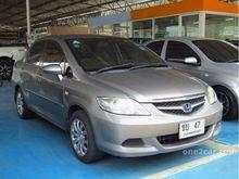 2007 Honda City ZX (ปี 05-07) ZX  V 1.5 AT Sedan