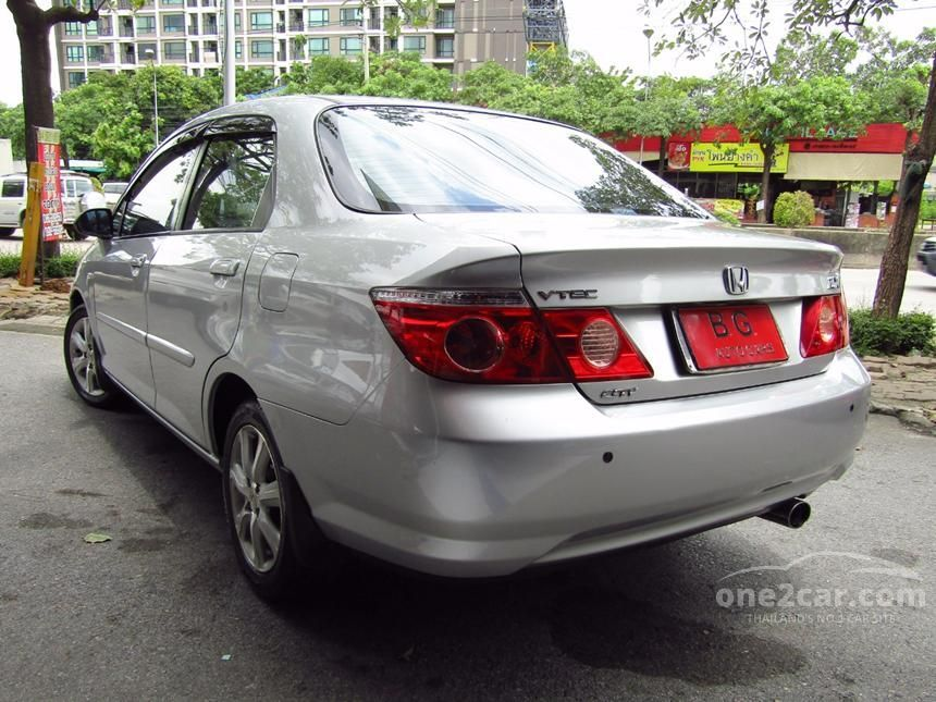 2005 Honda City ZX EV Sedan