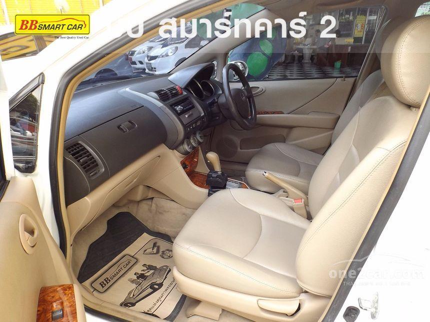 2006 Honda City ZX EV Sedan