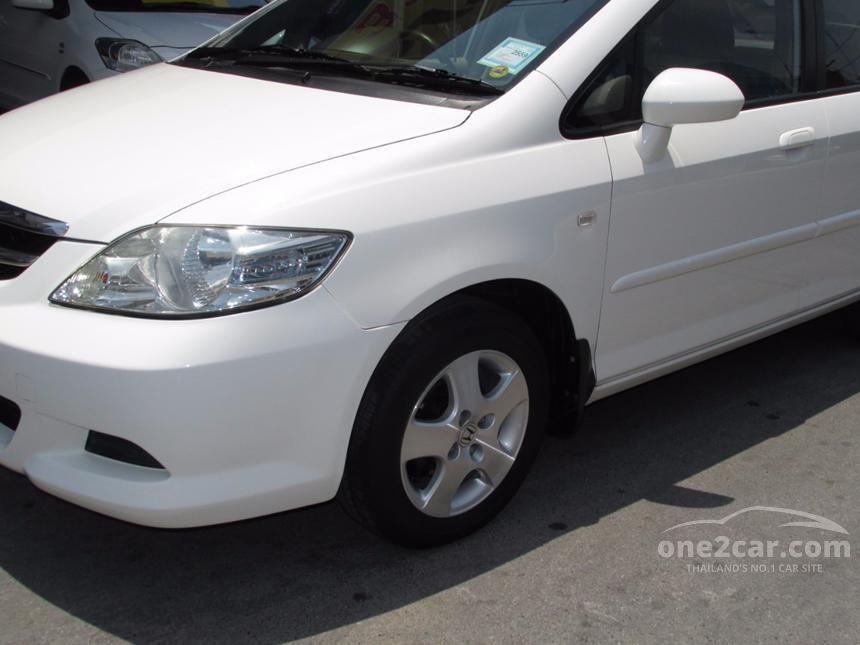 2008 Honda City ZX EV Sedan