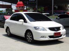 2007 Honda City ZX (ปี 05-07) ZX SV VTEC 1.5 AT Sedan