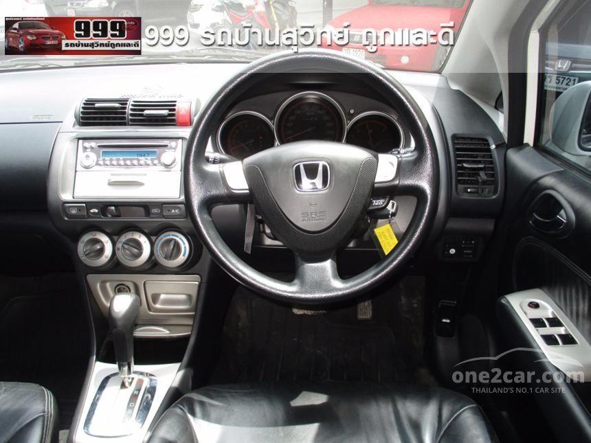 2005 Honda City ZX SV VTEC Sedan