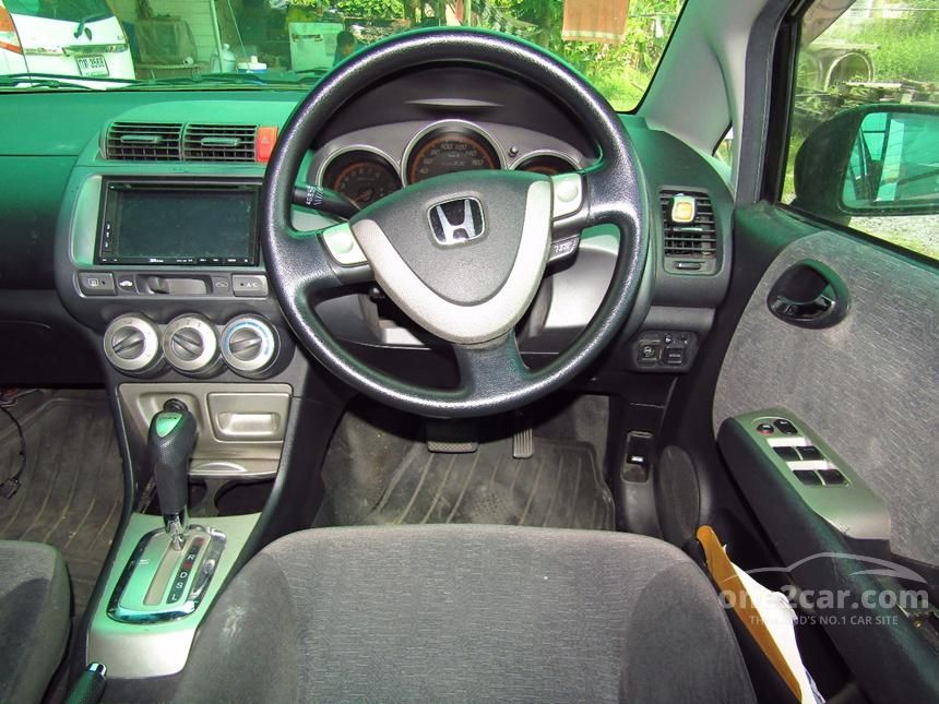 2007 Honda City ZX SV VTEC Sedan