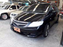 2006 Honda City ZX (ปี 05-07) ZX SV VTEC 1.5 AT Sedan