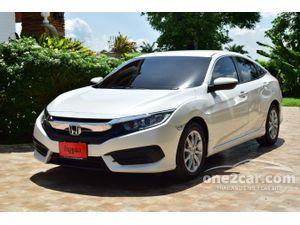 2016 Honda Civic 1.8 FC (ปี 16-20) E i-VTEC Sedan AT
