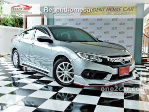 2016 Honda Civic 1.8 FC (ปี 16-20) FC (ปี 16-20) E i-VTEC Sedan AT