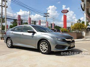 2017 Honda Civic 1.8 FC (ปี 16-20) E i-VTEC Sedan AT