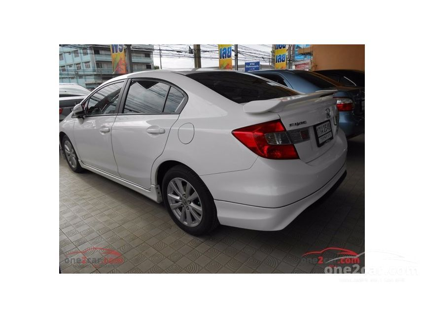 2013 Honda Civic E Sedan