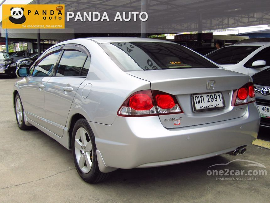 2009 Honda Civic E Sedan