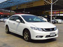 2015 Honda Civic FB (ปี 12-16) E 1.8 AT Sedan