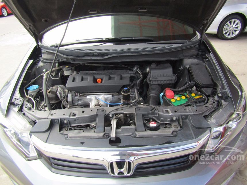 2012 Honda Civic E Sedan