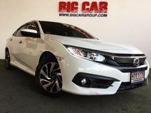 2016 Honda Civic FC (ปี 16-20) FC (ปี 16-20) EL 1.8 AT Sedan