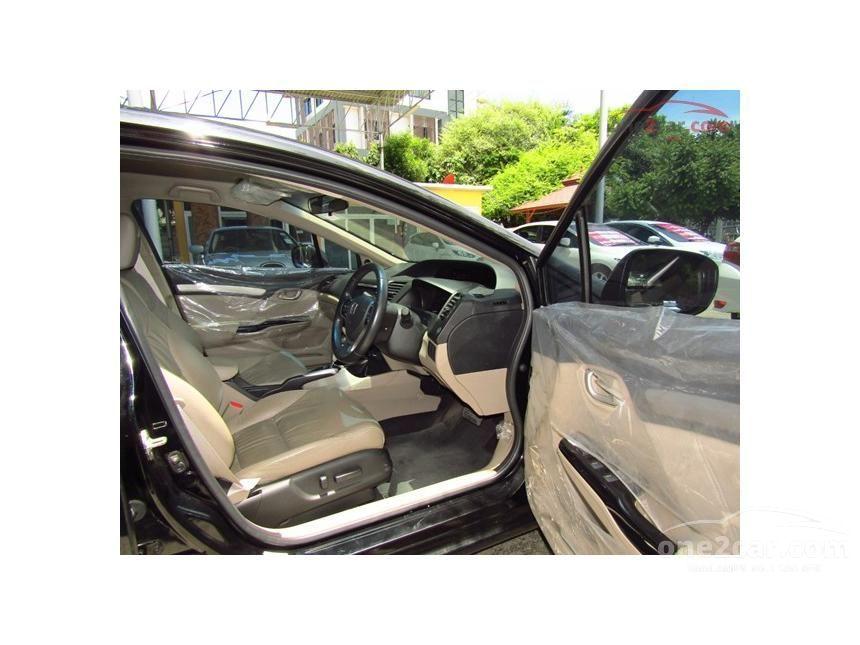 2015 Honda Civic ES Sedan