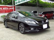 2014 Honda Civic FB (ปี 12-16) ES 1.8 AT Sedan