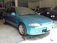 1995 Honda Civic 3Dr-4Dr เตารีด (ปี 92-95) EX 1.5 AT Hatchback