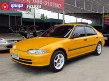 1992 Honda Civic 3Dr-4Dr เตารีด (ปี 92-95) EX 1.5 AT Sedan