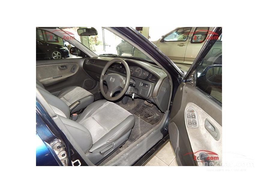 1995 Honda Civic EX Sedan