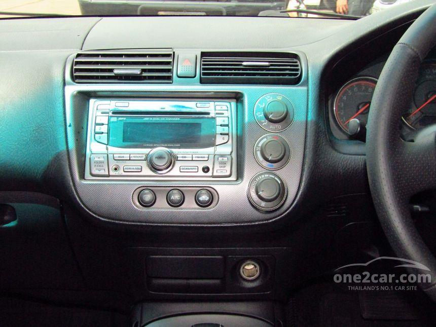 2005 Honda Civic Excites Sedan