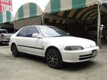 1997 Honda Civic 3Dr-4Dr เตารีด (ปี 92-95) EXi 1.5 AT Sedan