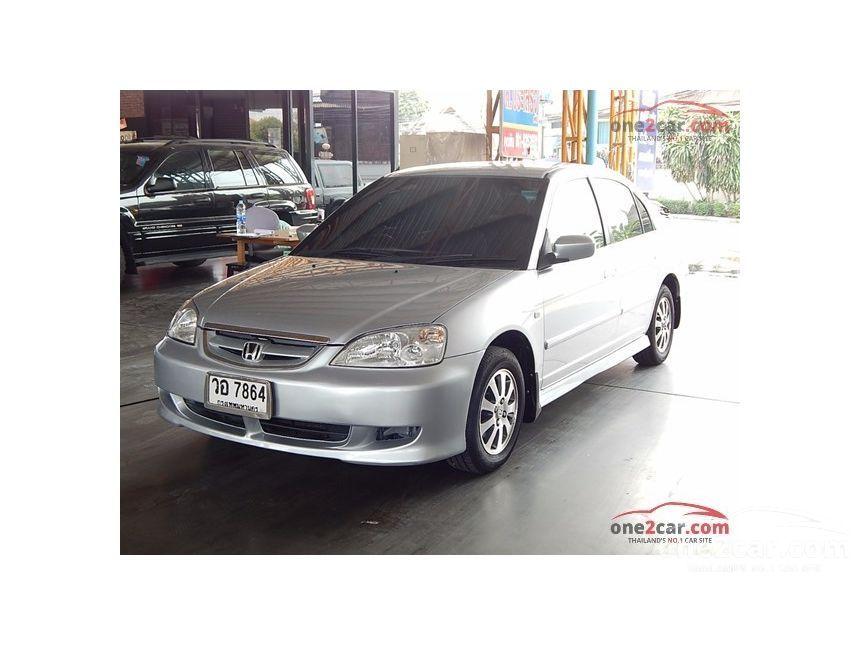 2003 Honda Civic EXi Sedan