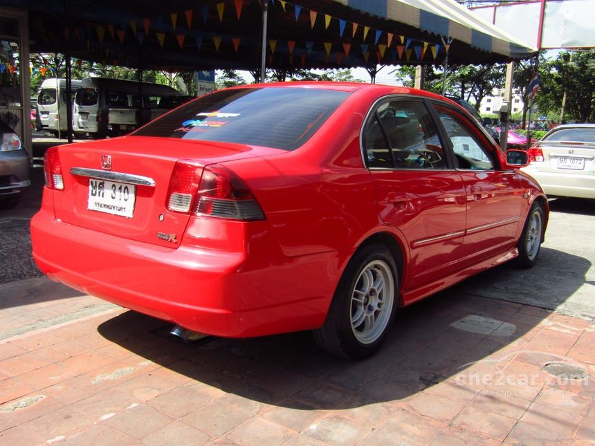 2004 Honda Civic EXi Sedan