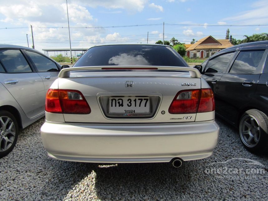 2000 Honda Civic EXi Sedan