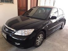 2004 Honda Civic Dimension (ปี 04-06) EXi 1.7 AT Sedan