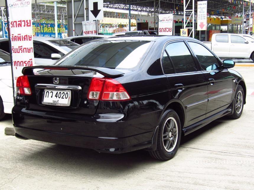 2004 Honda Civic EXi Sedan