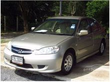2005 Honda Civic Dimension (ปี 04-06) EXi 1.7 AT Sedan