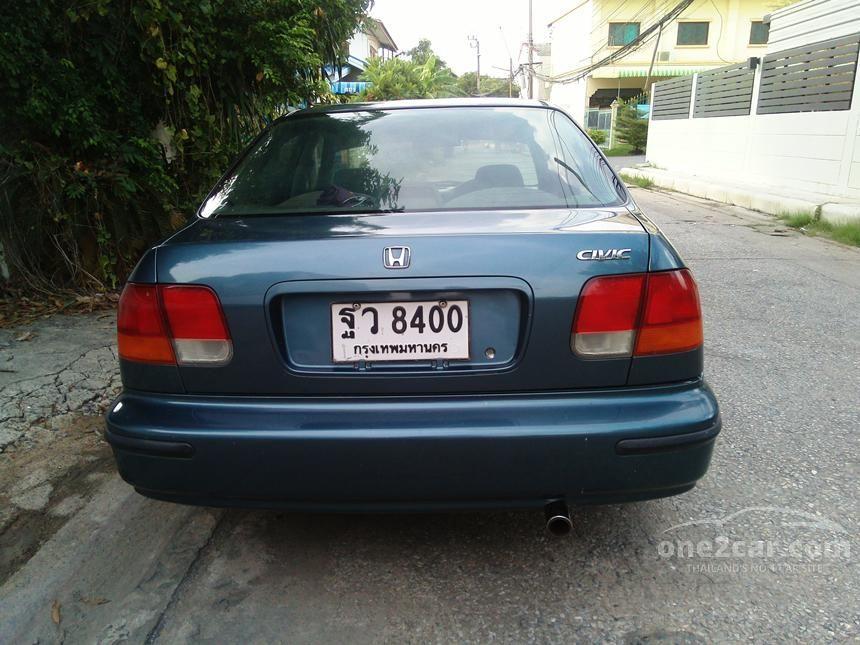 1996 Honda Civic EXi Sedan