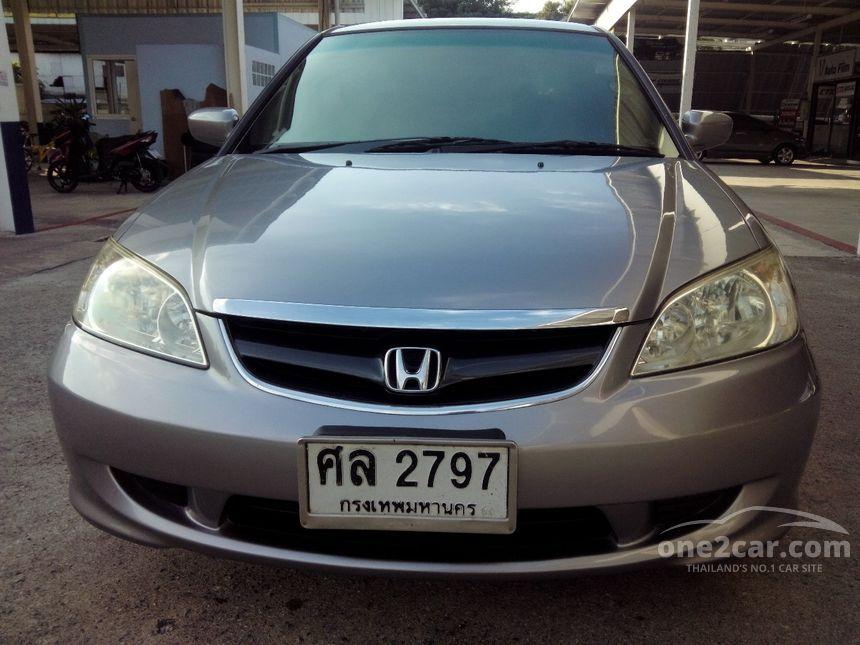 2005 Honda Civic EXi Sedan