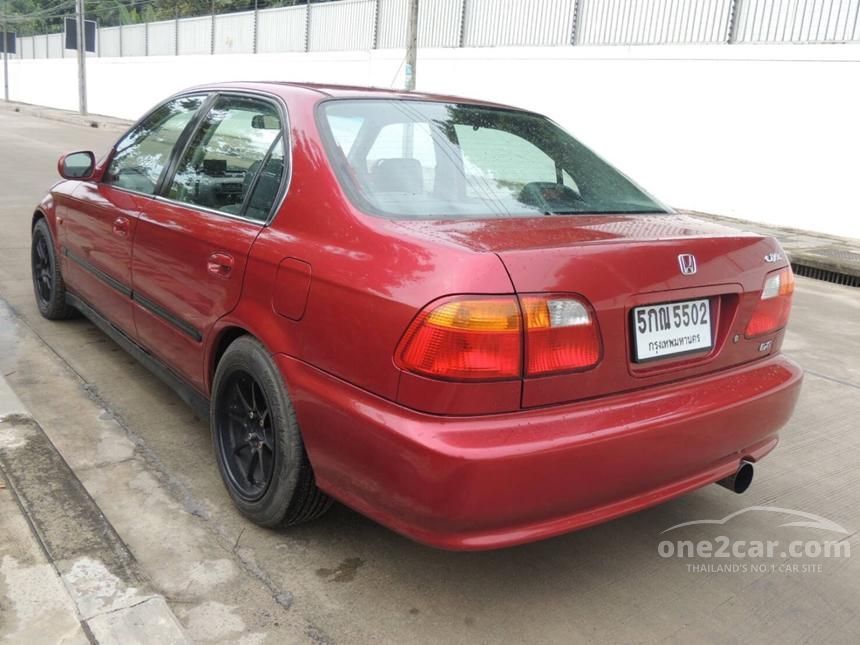 1999 Honda Civic EXi Sedan