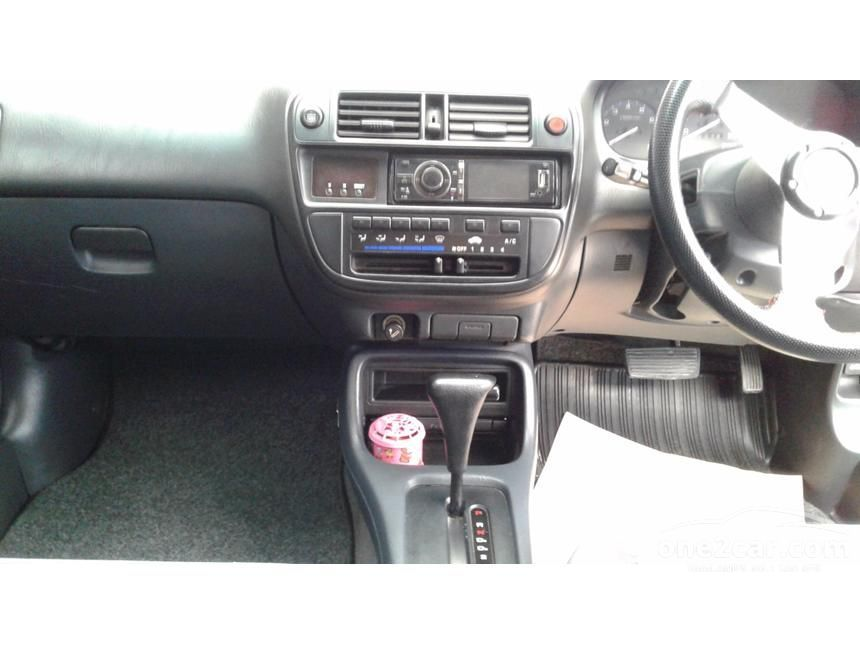 2000 Honda Civic EXi Sedan