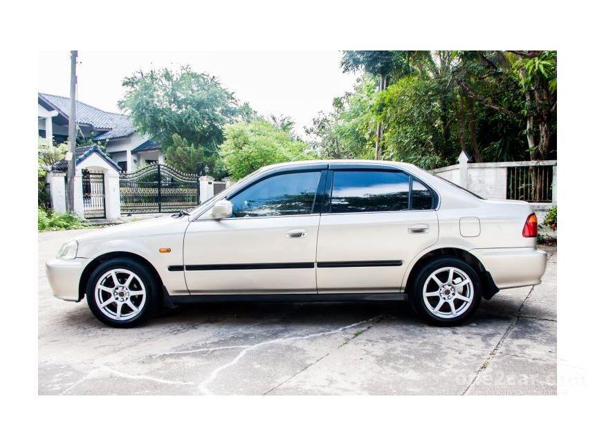 1999 Honda Civic EXi Sedan