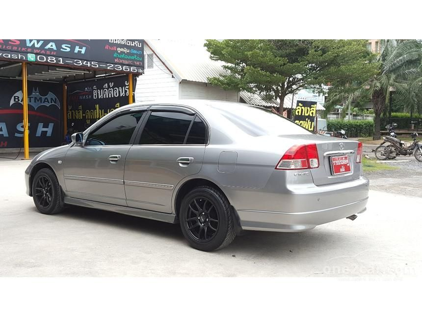 2005 Honda Civic EXi Sedan