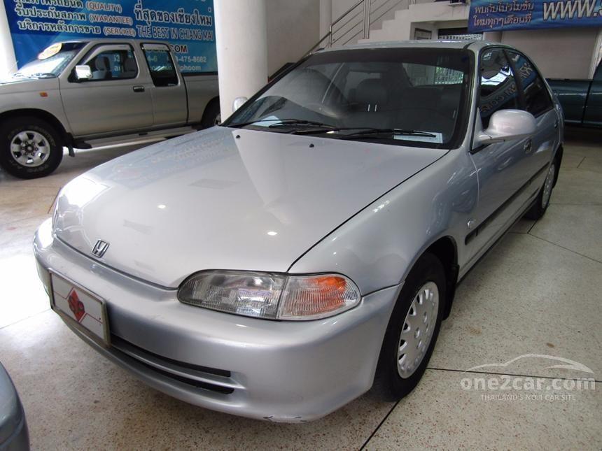 1992 Honda Civic LX Sedan