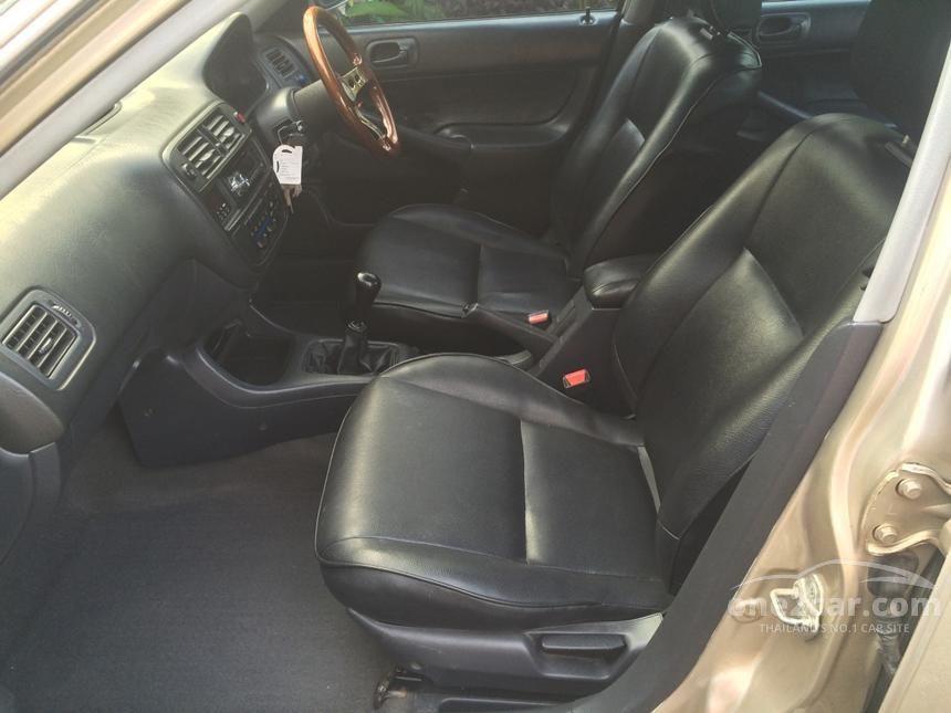 1998 Honda Civic LXi Sedan