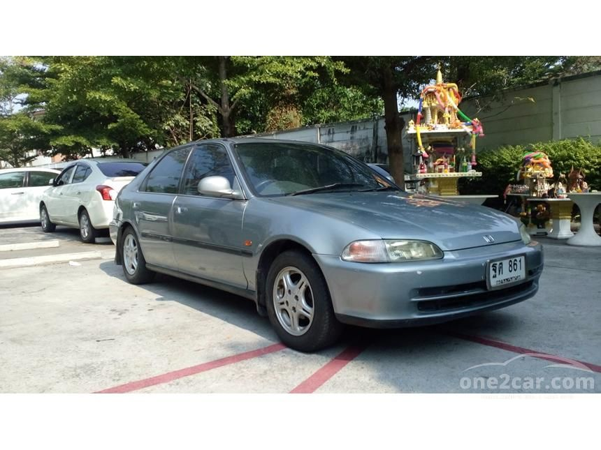 1995 Honda Civic LXi Sedan