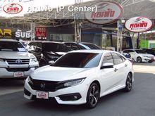 2016 Honda Civic FC (ปี 16-20) FC (ปี 16-20) Turbo 1.5 AT Sedan