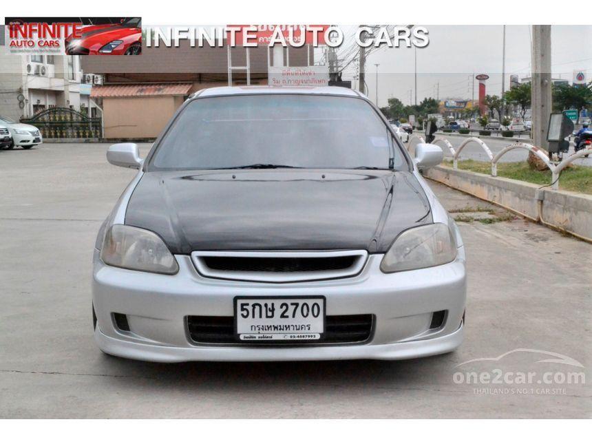 1999 Honda Civic VTi Coupe