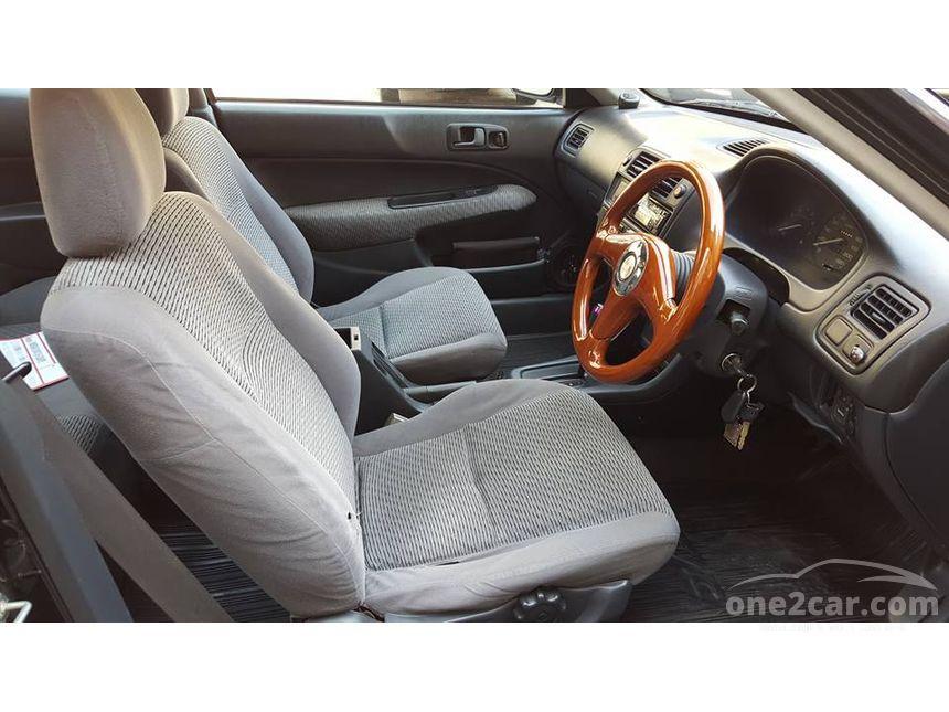 1998 Honda Civic VTi Coupe
