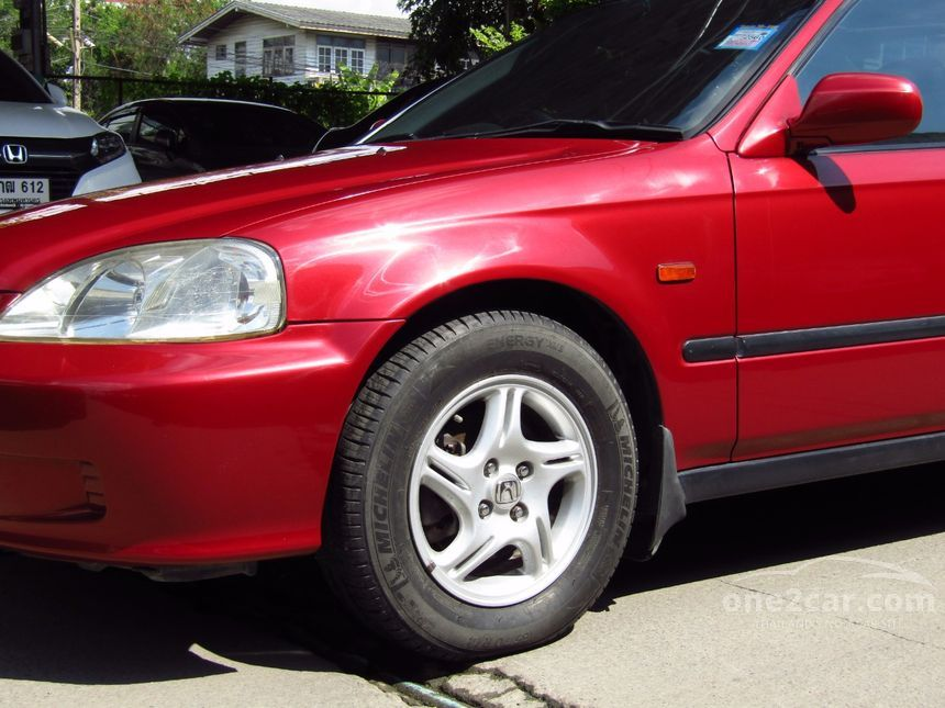 2000 Honda Civic VTi Coupe