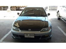 1995 Honda Civic 3Dr-4Dr เตารีด (ปี 92-95) EX 1.5 AT Sedan